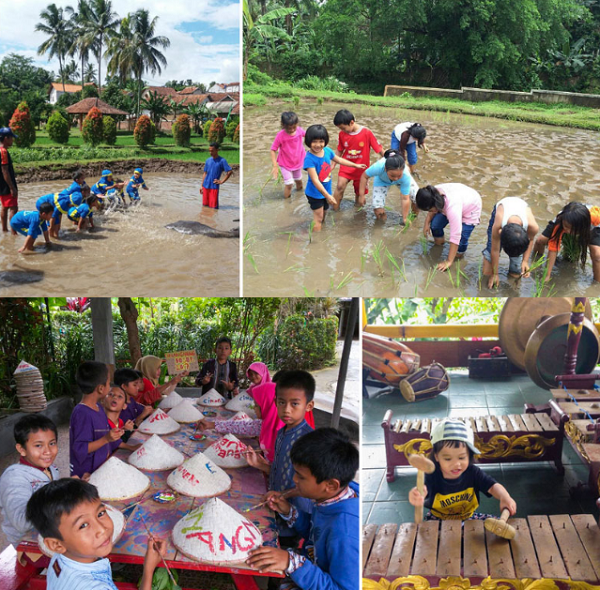 wisata keluarga di bogor Kampoeng Wisata Cinangneng