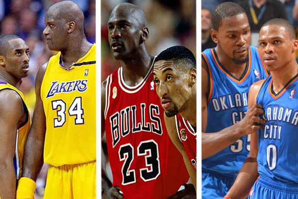 Eyes On NBA  Great NBA Duos ~ EyesontheRing.com 4e197ac90
