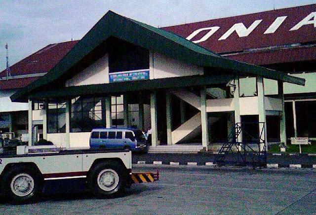 BANDARA INDONESIA: Bandar Udara Internasional Polonia