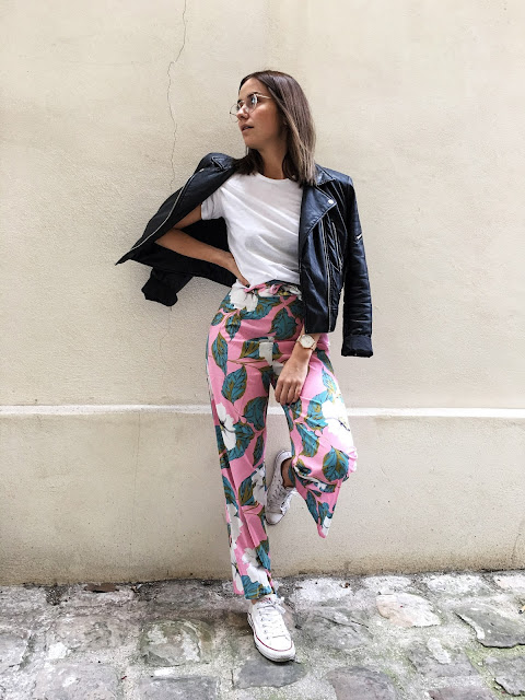 look ootd outfit pfw photo style fashion week pink zaful zara hm blog blogger trucsetastuceslifestyle