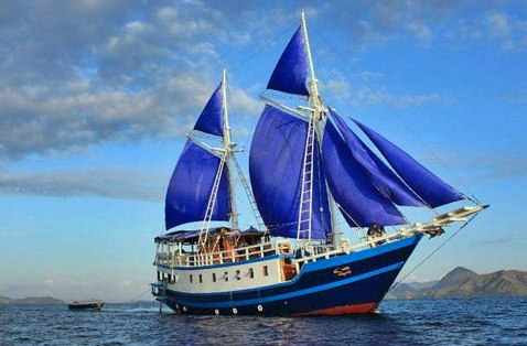 Jual Kapal Pinisi dengan Harga Murah dan Berkualitas