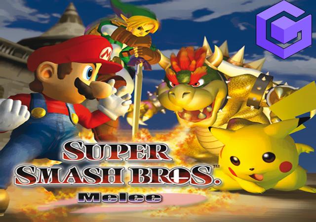 Descargar Super Smash Bros Melee Gc Mega