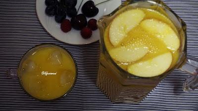 doğal, şekersiz limonata tarifi