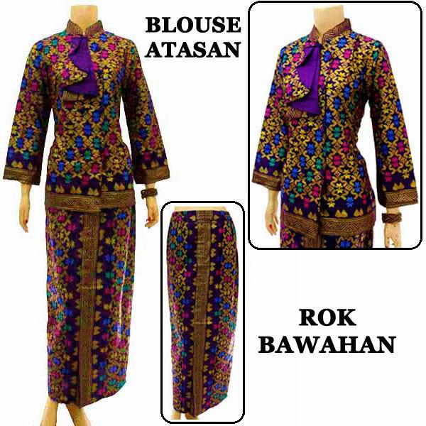 Toko Baju Batik Solo: Model Baju Gamis Dress Batik KODE : DBG 252