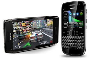 Nokia E6 and Nokia X7 Are now in india