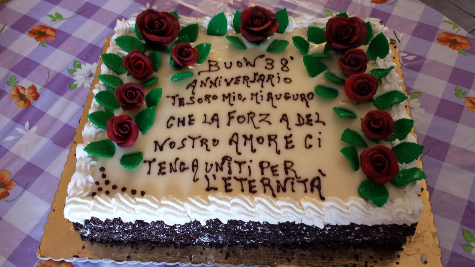 Super passione torte: torta gelato per anniversario di matrimonio YU38