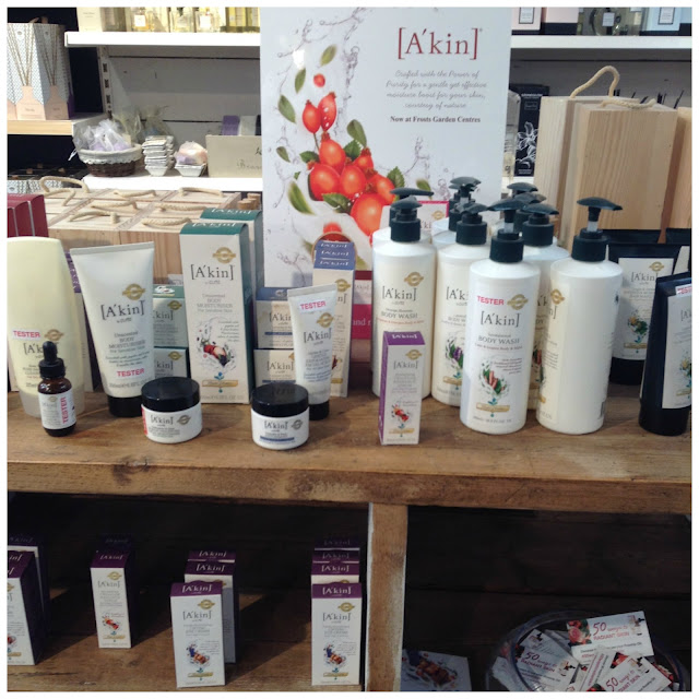 What natural skincare is available on the high street?