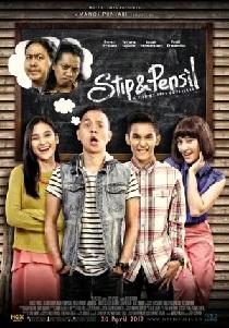 Sinopsis Film STIP & PENSIL (2017)