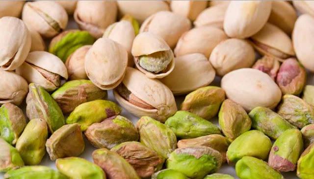 Enam Manfaat Mankjubkan Konsumsi Kacang Pistachio Untuk Kesehatan