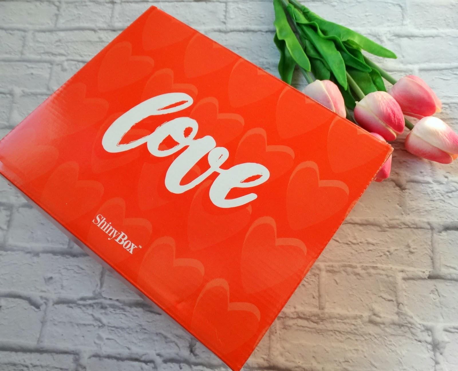 ShinyBox luty 2018 'LOVE'
