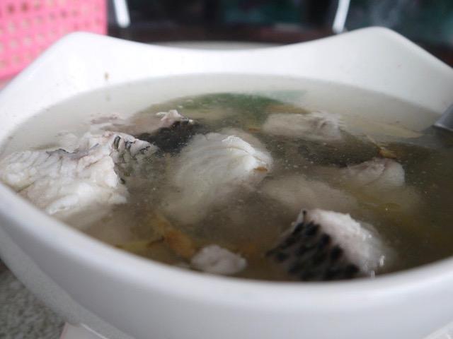 Fish soup Taiwan