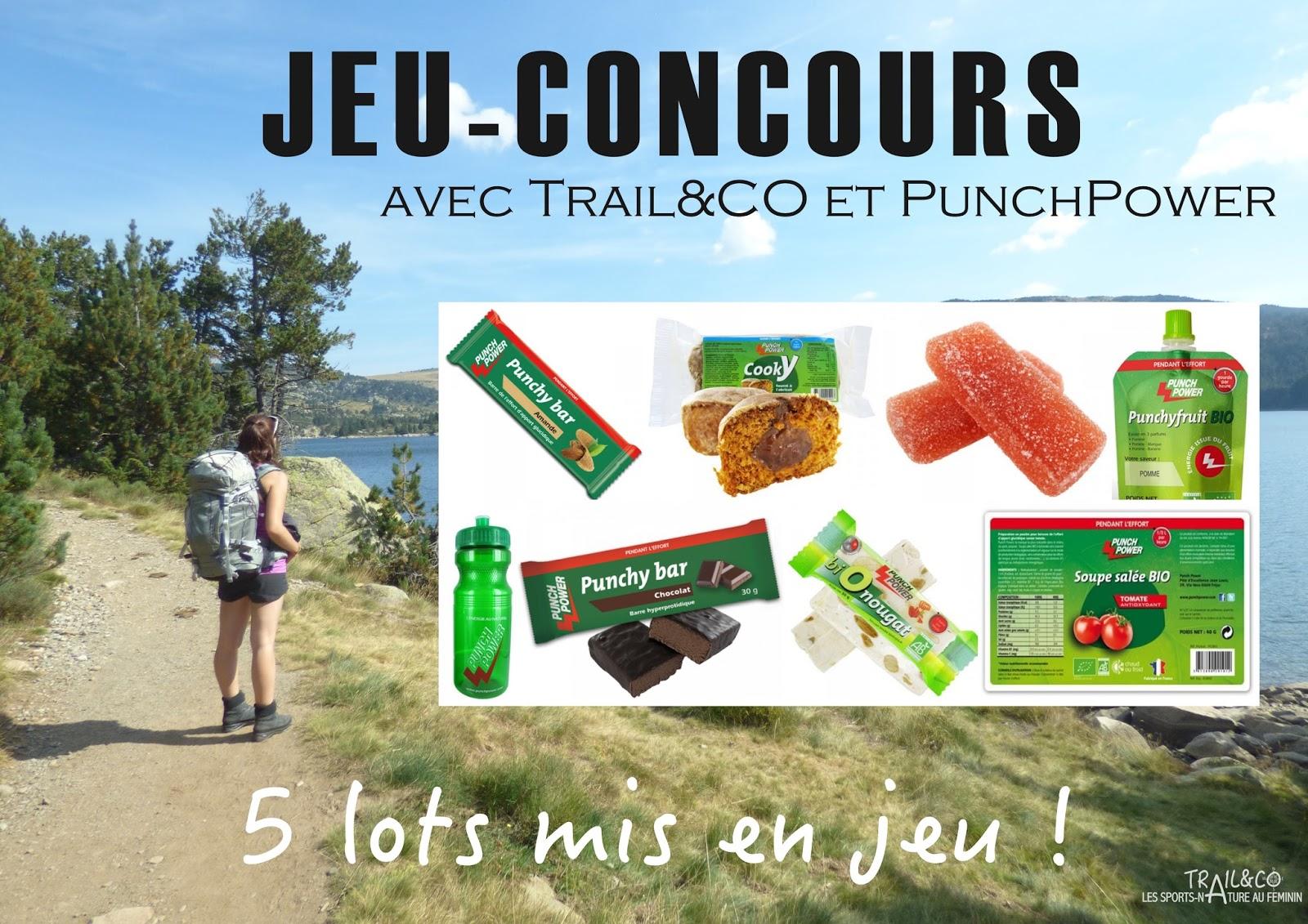 Trail Co Sport Voyage Et Outdoor Jeu Concours Bio Et Performant