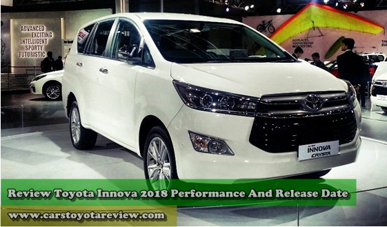Review Toyota Innova 2018 Performance And Release Date