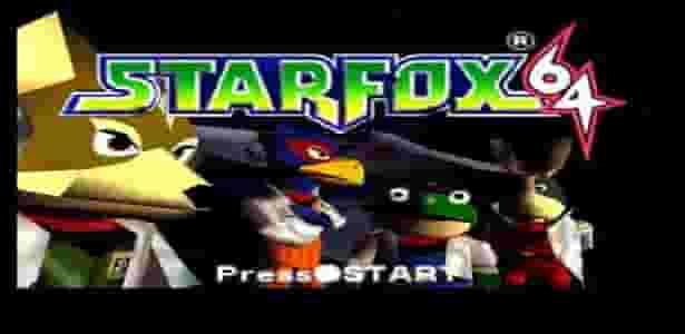 rom Star Fox n64 el juego de espacio portada para descargar haciendo clic aqui