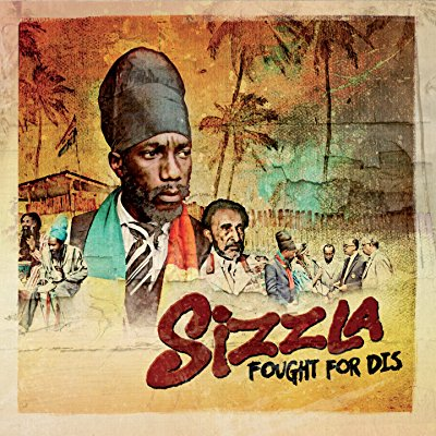 Sizzla - Fought For Dis - Album Download, Itunes Cover, Official Cover, Album CD Cover Art, Tracklist