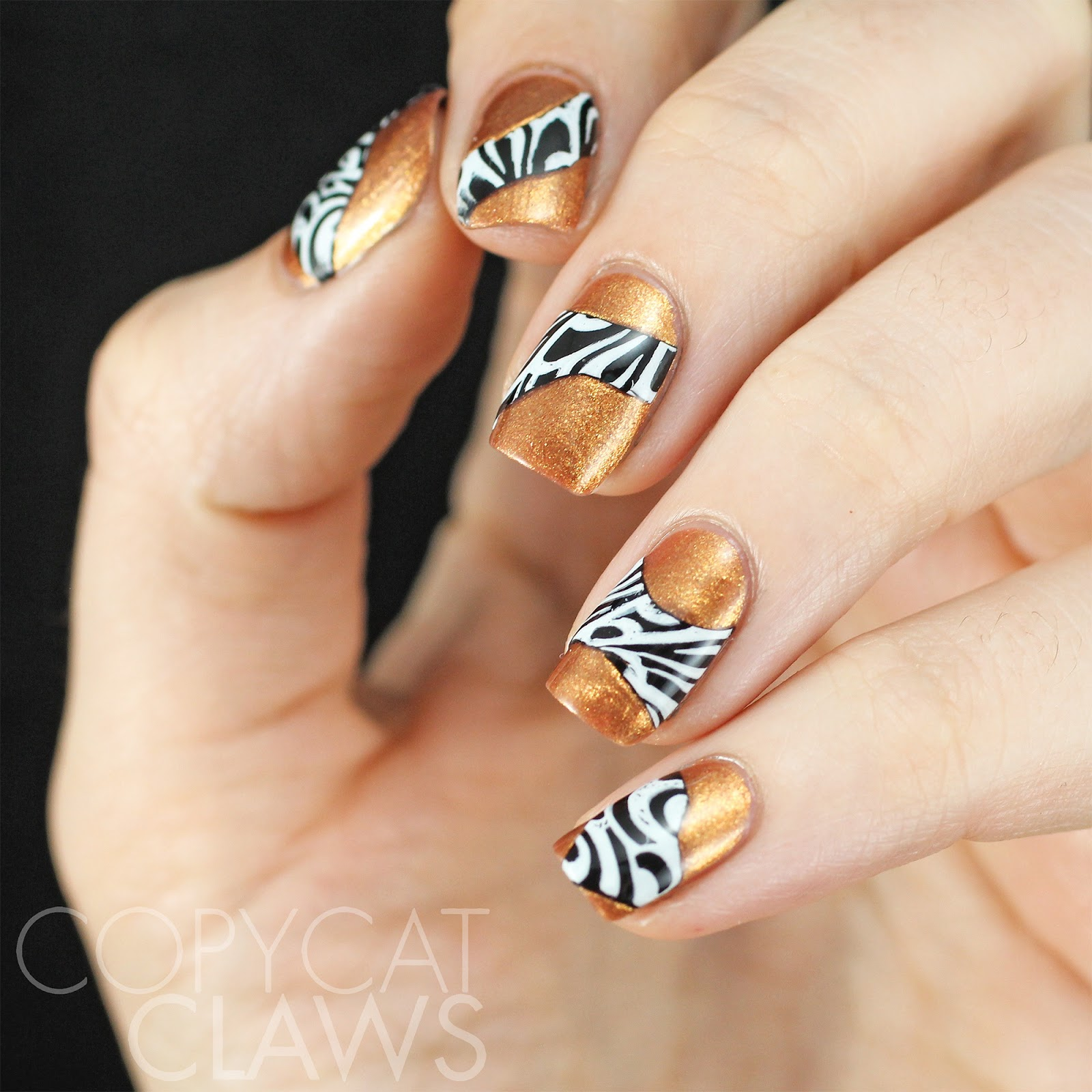 Copycat claws 40 great nail art ideas fashion for Design 4 you