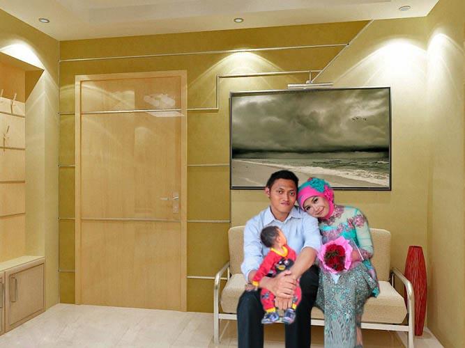Tutorial Photoshop : Memanipulasi Foto Menjadi Keluarga ...