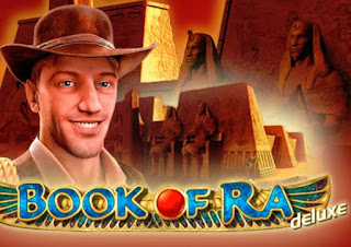 Logo of Book of Ra deluxe version