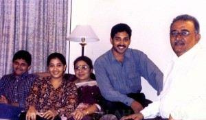 Siva Balaji Family Wife Parents children's Marriage Photos