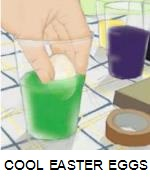 HOW TO MAKE COOL EASTER EGGS