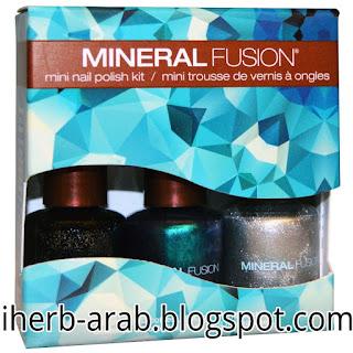 مجموعة مناكير معدني
