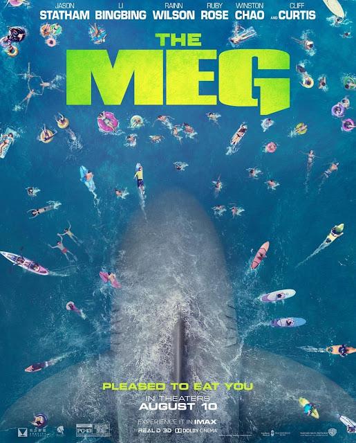 the meg poster