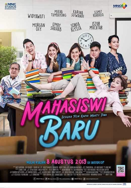 Film Mahasiswi Baru Tawarkan Kisah Komedi Unik Wajib Tonton Widyawati Poster Film