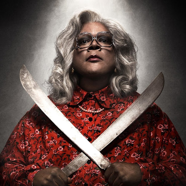Tyler Perry's Boo 2! A Madea Halloween movie #ad