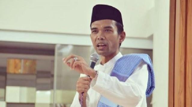 Isi Pesan Orang Non-Muslim ke Ustaz Abdul Somad