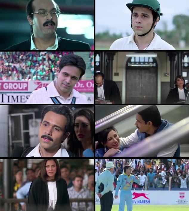 Azhar 2016 Hindi 480p HDRip