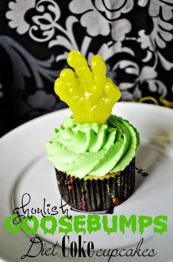diet coke cupcakes