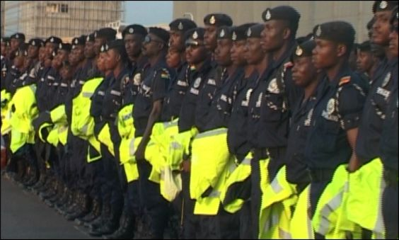 Ghana, Ghana Police Service, Pwalugu Police Training School, News,