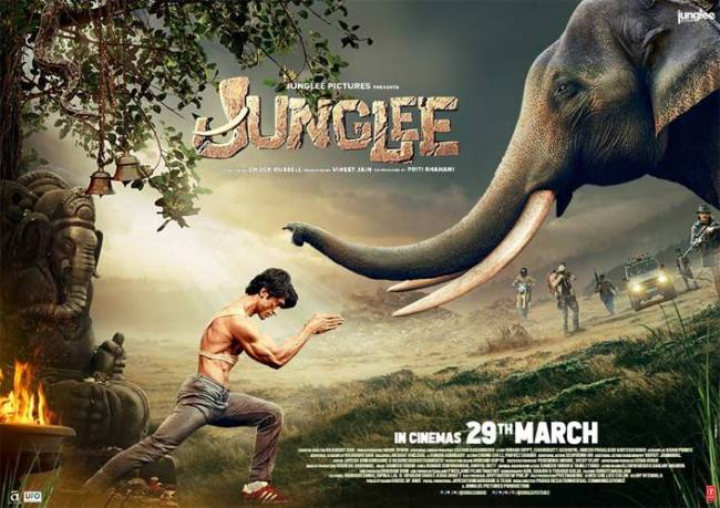 full cast and crew of movie Junglee 2019 wiki Junglee story, release date, Junglee – wikipedia Actress poster, trailer, Video, News, Photos, Wallpaper