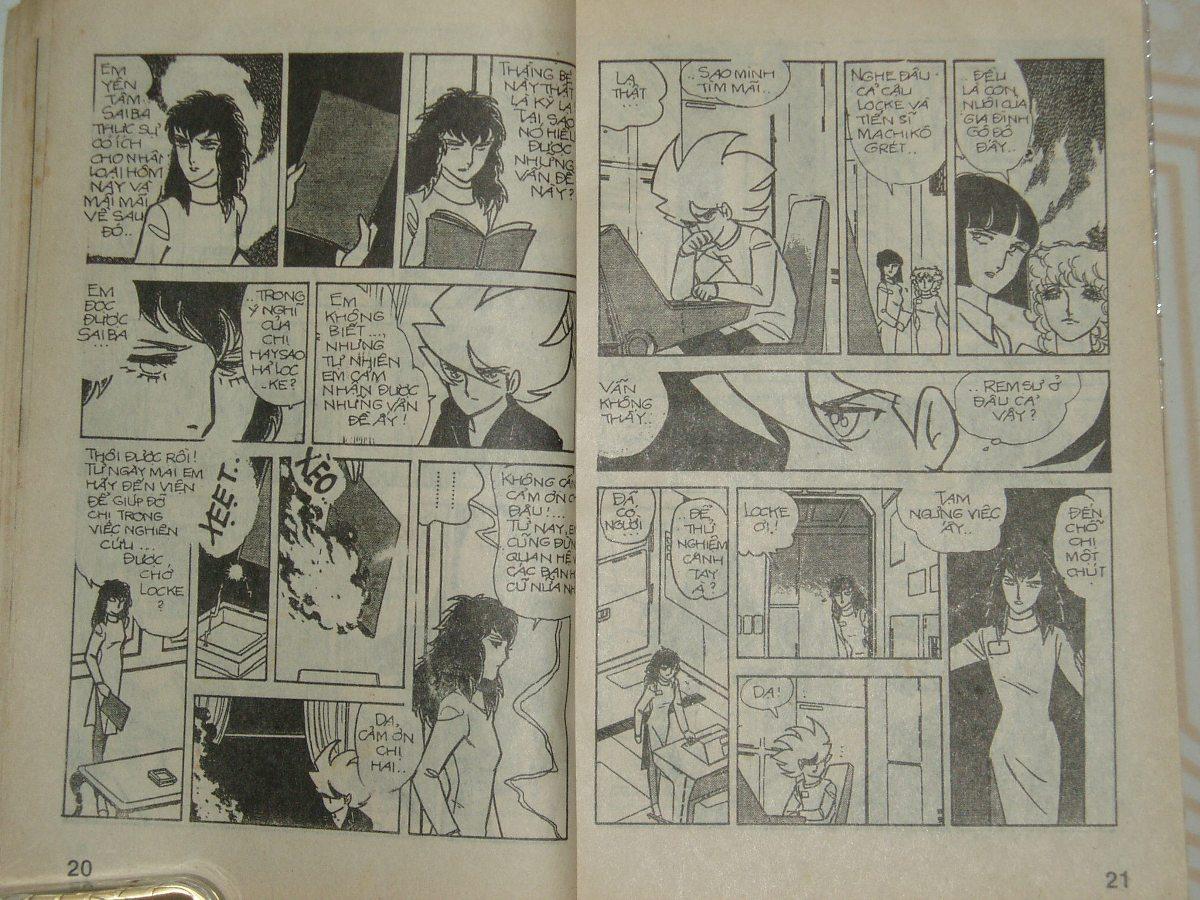 Siêu nhân Locke vol 01 trang 9