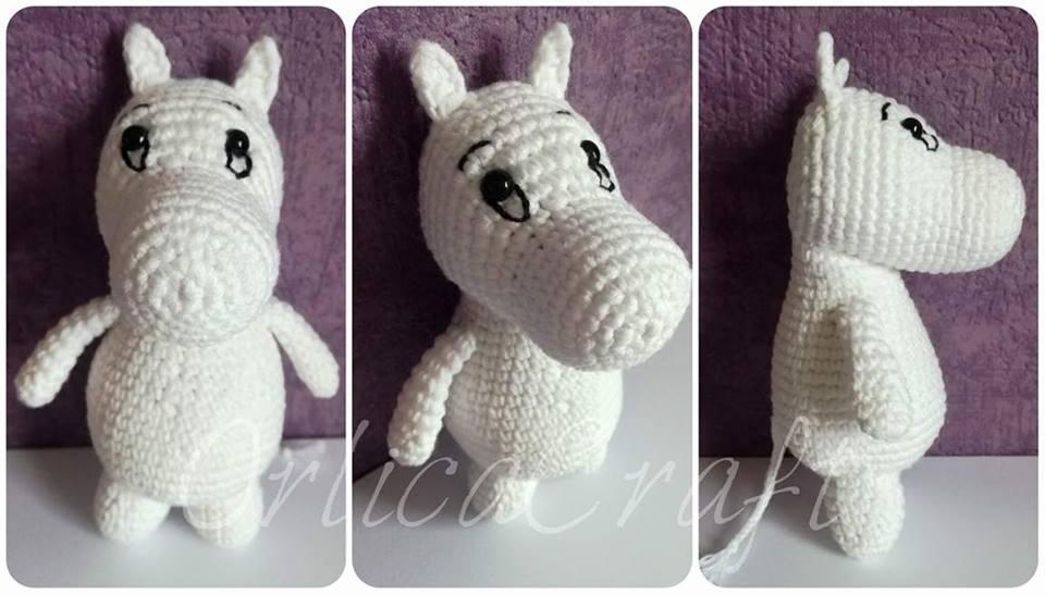 OrlicaCraft: Mały Muminek PL ♥ Little Moomin ENG