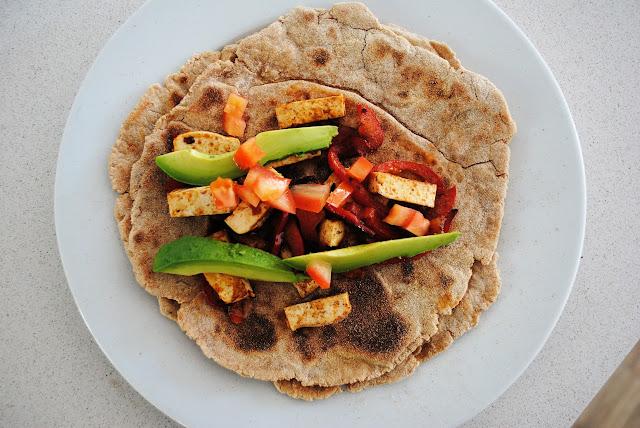 fajitas-amaranto-harina-sin-gluten