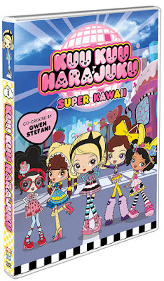 Shout! Factory: Kuu Kuu Harajuku: Super Kawaii ~ #Review #Giveaway