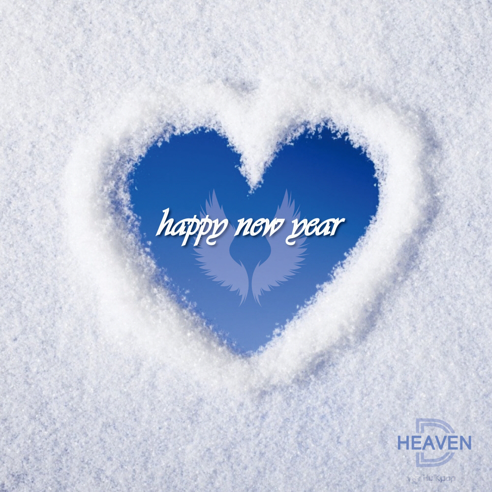 [Single] D. Heaven – Happy New Year