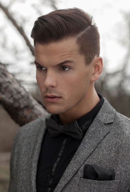 47 Cool Hairstyles For Straight Hair Men   Hairstylo
