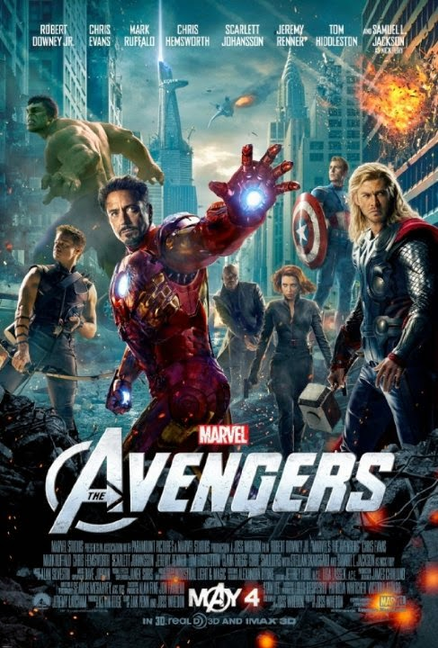 Review dan Sinopsis Film The Avengers (2012)