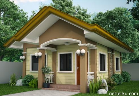 Konsep Rumah Minimalis Sederhana Tapi Mewah - www.NetterKu.com : Menulis di Internet untuk saling berbagi Ilmu Pengetahuan!