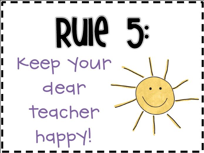 WBT – Class Rules | Angela Naumann's Website