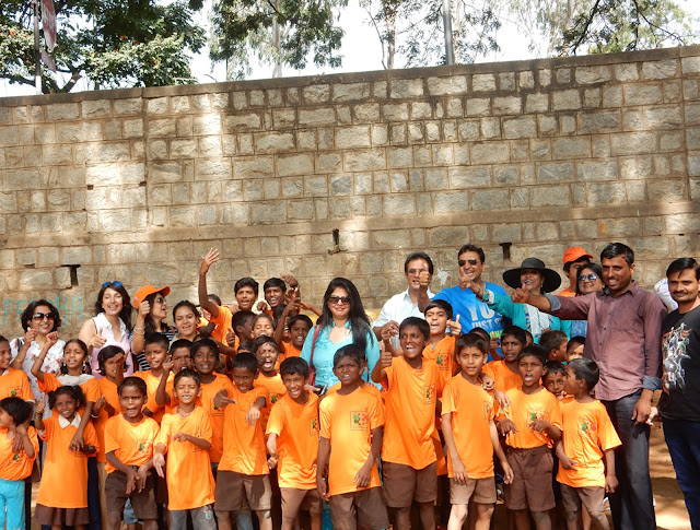 Architects of Bangalore join hands to renovate orphanage in Lalbagh Siddapura​