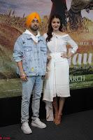 Anushka Sharma with Diljit Dosanjh at Press Meet For Their Movie Phillauri 001.JPG