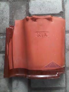 Genteng Keramik KIA Natural | Sarana Atap Raya