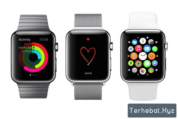 smart watch terhebat dan terbaik