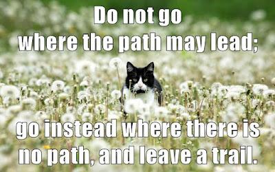 Create a trail
