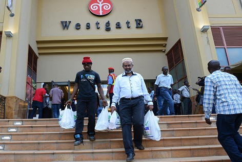 Kenya's Westgate shopping mall re-opens for business