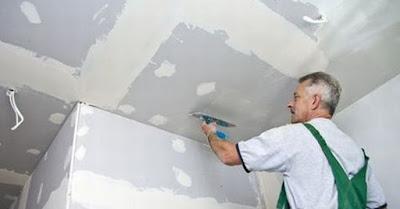 Cara Paling Mudah Pemasang Plafon Gypsum Untuk Rumah Sederhana 7
