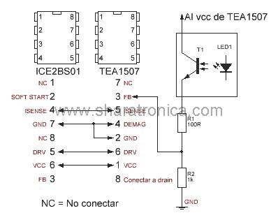 ICE2BS01 - TEA1507